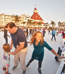 skating-by-the-sea-hotel-del-coronado-2013