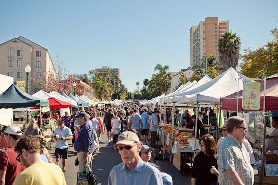 Farmers Markets in San Diego, CA
