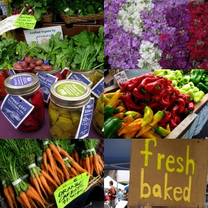 San Diego County Farmer's Markets
