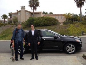 San Diego Private on Demand Limo Service  Uber Launches May 10th 2012