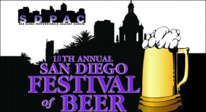 San Diego 18th Annual Festival of Beer