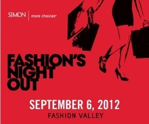 San Diego Fashion's Night Out