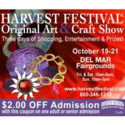 San Diego Weekend Events & Things to do October 19 – October 21 2012