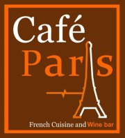 San Diego French Restaurant & Wine bar Café Paris in Downtown East Village