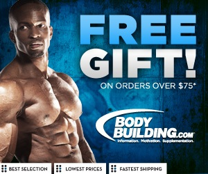 Bodybuilding-coupons