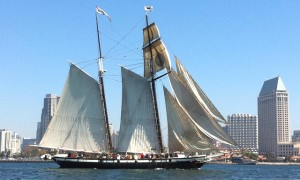 Californian, Tall Ship, San Diego, Maritime Museum