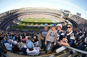San Diego Chargers Tickets 2013 and NFL Season Schedule for Chargers