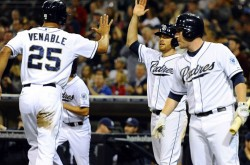San Diego Padres Baseball Opening Day Tickets 2014