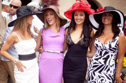 Del Mar Opening Day 2014 Celebrations, Parties, Events & Hat Contest