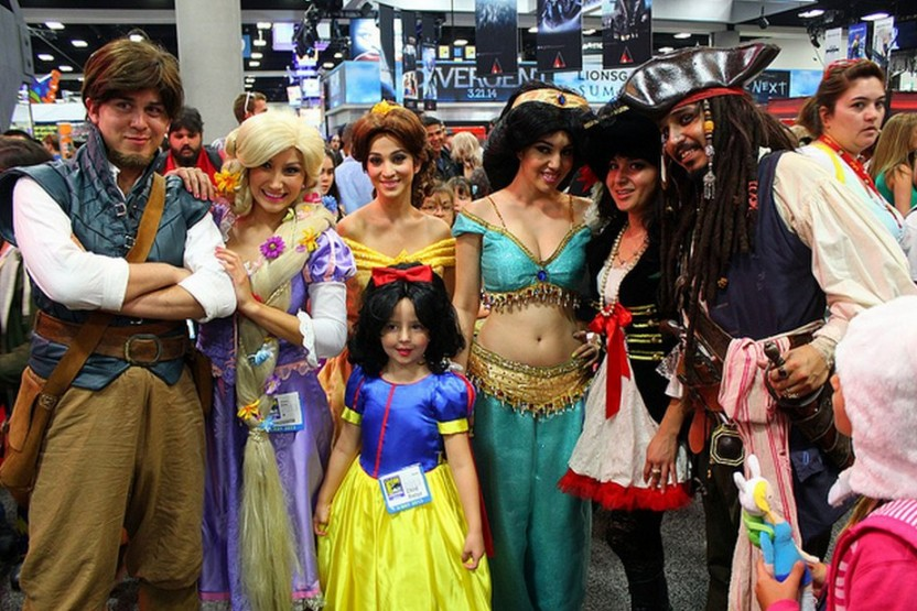 San Diego Comic-Con International 2014 Parties & Events Guide
