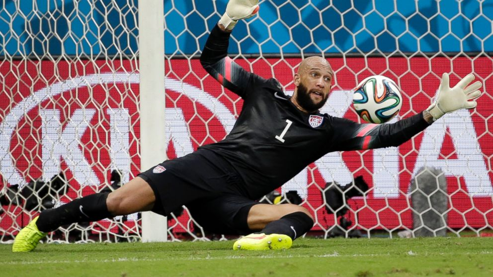 Twitter Flooded With 'Things Tim Howard Could Save' Tweets
