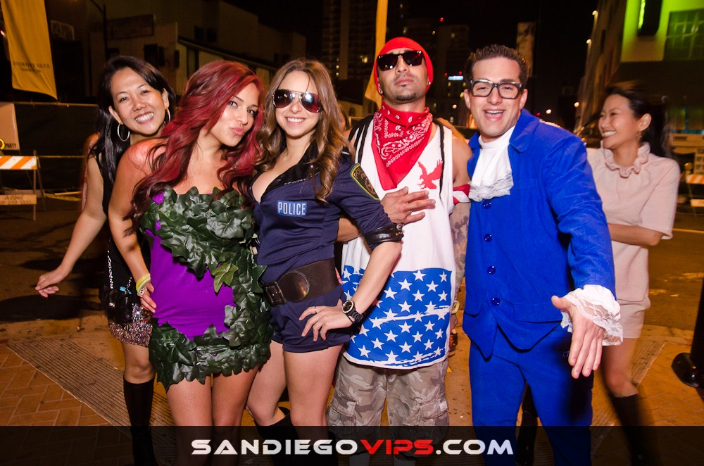 Halloween 2014 Parties and Events in San Diego