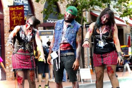 Halloween San Diego halloween party at hard rock hotel san diego Halloween Costume Contest