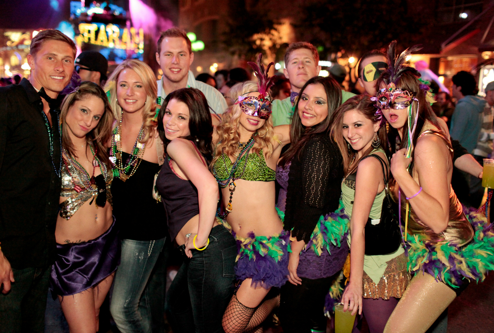 San Diego Mardi Gras Parade and Celebrations 2015