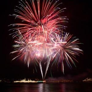 La Jolla-Fireworks