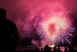 Ocean-Beach-San-Diego-Fireworks