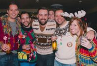 Ales-Rails-Ugly Christmas Sweater Party