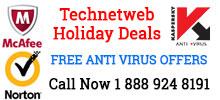 Technetweb offers!