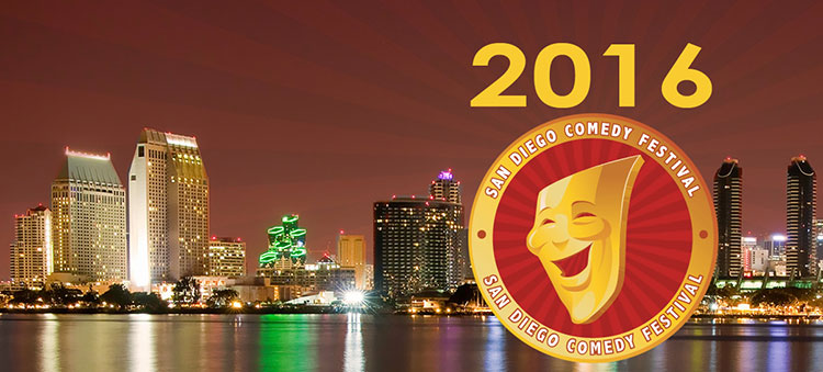 The 3rd Annual San Diego Comedy Festival