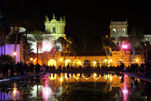 balboa-park-christmas-lights