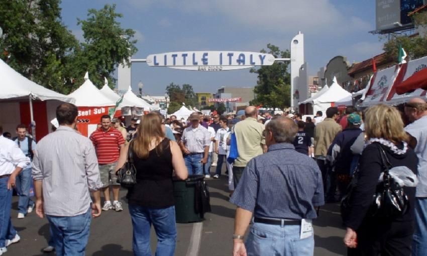 Top Things to Do in Little Italy San Diego