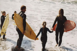 Top Surfing Spots In San Diego California & top San Diego Surf Beaches