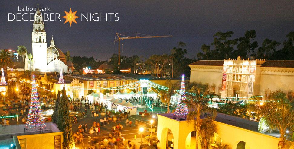 Balboa Park December Nights 2014