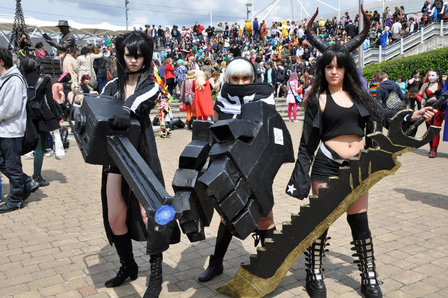 San Diego Comic Con International 2015 Weekend Events And