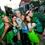 St. Patrick's Day 2016 shamROCK Gaslamp Block Party in San Diego