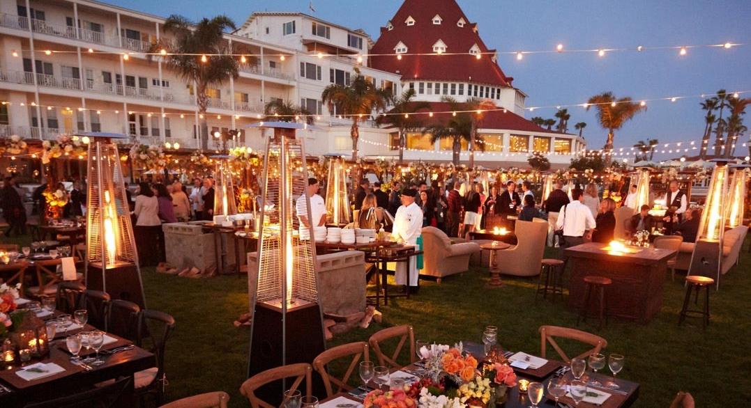 Crown Room Hotel Del Coronado Dinner Menu